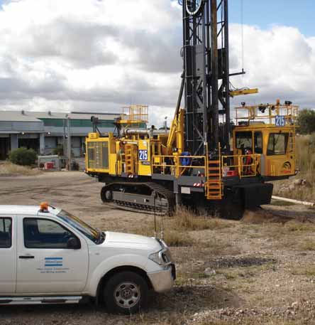 The PV-235 fills the lower end of Atlas Copco Drilling Solutions' Pit Viper