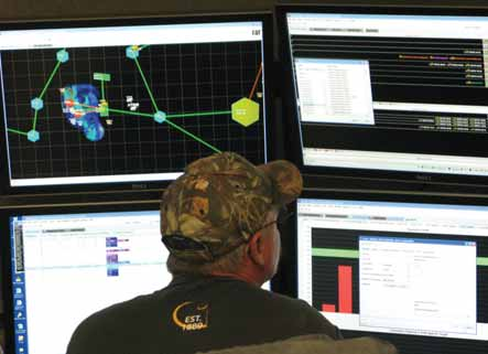 Fleet Dispatch Systems Accelerate Mine Productivity
