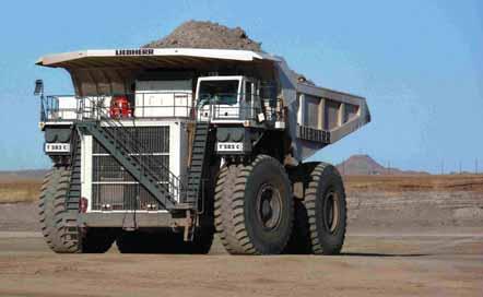 200 ton mining truck game