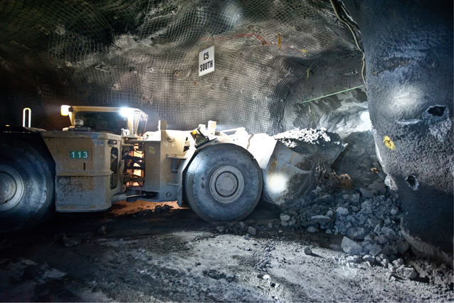New Gold's New Afton Reaches Commercial Production